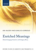 Cover for Enriched Meanings