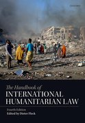 Cover for The Handbook of International Humanitarian Law - 9780198847960