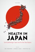 Cover for Health in Japan