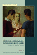 Cover for Experience, Narrative, and Criticism in Ancient Greece