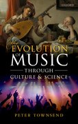 Cover for The Evolution of Music through Culture and Science