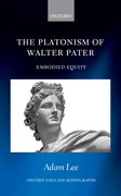 Cover for The Platonism of Walter Pater