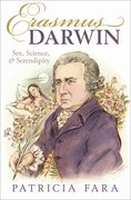 Cover for Erasmus Darwin - 9780198848547