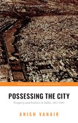 Cover for Possessing the City