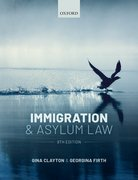 Cover for Immigration & Asylum Law