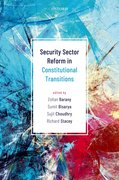 Cover for Security Sector Reform in Constitutional Transitions