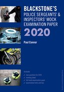 Cover for Sergeants' and Inspectors' Mock Exam 2020 - 9780198849179