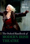 Cover for The Oxford Handbook of Modern Irish Theatre