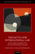 Cover for The Battle for International Law