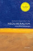 Cover for Neoliberalism: A Very Short Introduction