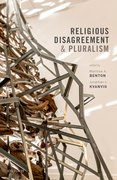 Cover for Religious Disagreement and Pluralism