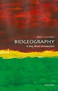 Cover for Biogeography: A Very Short Introduction