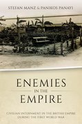 Cover for Enemies in the Empire