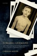 Cover for Forging Germans