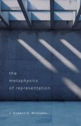 Cover for The Metaphysics of Representation
