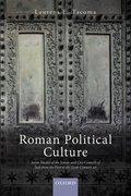 Cover for Roman Political Culture