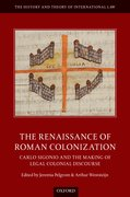 Cover for The Renaissance of Roman Colonization