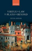 Cover for Virtue and Law in Plato and Beyond