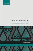 Cover for Rural Democracy