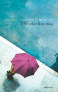 Cover for Linguistic Pragmatism and Weather Reporting