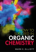 Cover for How to succeed in organic chemistry