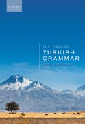 Cover for The Oxford Turkish Grammar