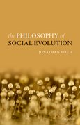 Cover for The Philosophy of Social Evolution