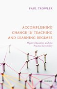 Cover for Accomplishing Change in Teaching and Learning Regimes