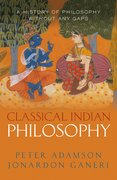 Cover for Classical Indian Philosophy