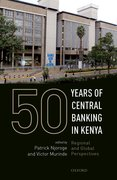 Cover for 50 Years of Central Banking in Kenya