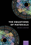Cover for The Equations of Materials