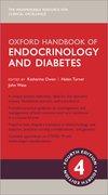 Cover for Oxford Handbook of Endocrinology & Diabetes 4e
