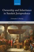 Cover for Ownership and Inheritance in Sanskrit Jurisprudence