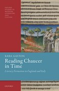 Cover for Reading Chaucer in Time