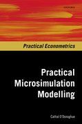 Cover for Practical Microsimulation Modelling