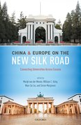 Cover for China and Europe on the New Silk Road