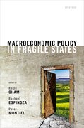 Cover for Macroeconomic Policy in Fragile States - 9780198853091