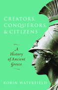 Cover for Creators, Conquerors, and Citizens - 9780198853121