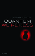Cover for Quantum Weirdness - 9780198854364