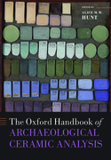 Cover for The Oxford Handbook of Archaeological Ceramic Analysis - 9780198854449