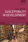 Cover for Susceptibility in Development