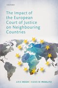 Cover for The Impact of the European Court of Justice on Neighbouring Countries