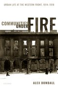 Cover for Communities under Fire