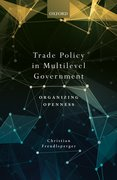 Cover for Trade Policy in Multilevel Government