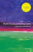 Cover for Postcolonialism: A Very Short Introduction