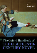 Cover for The Oxford Handbook of the Eighteenth-Century Novel