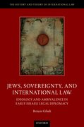 Cover for Jews, Sovereignty, and International Law