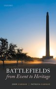 Cover for Battlefields from Event to Heritage
