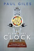 Cover for The Planetary Clock