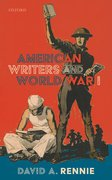 Cover for American Writers and World War I